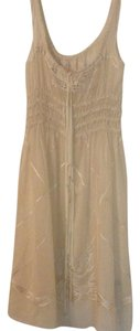 Zac Posen short dress Ivory on Tradesy