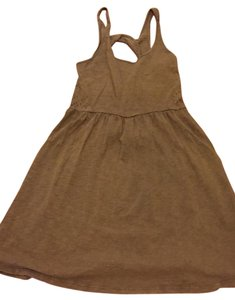 Roxy short dress Olive green on Tradesy