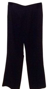 Peter Nygard Relaxed Pants Black