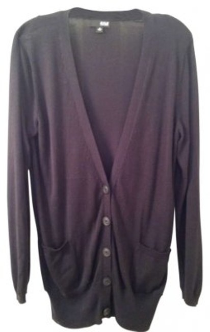 Preload https://item4.tradesy.com/images/ana-a-new-approach-black-cardigan-size-8-m-142928-0-0.jpg?width=400&height=650