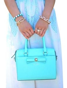 kate spade Holy Street Ashton Satchel in mint