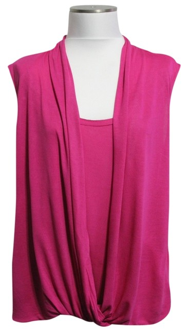 Attn Top 10 Makeup Must Haves Under 10: Attention Pink New With Tags Size Large Top