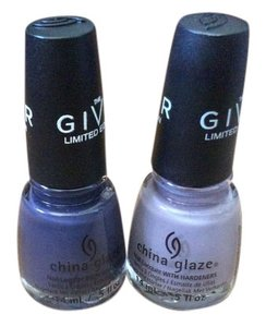 China Glaze 2 china glaze nail polish bottles for fall n holiday