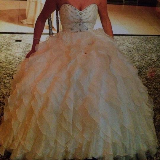 Maggie Sottero Haute Couture Bridal Gown Wedding Dress