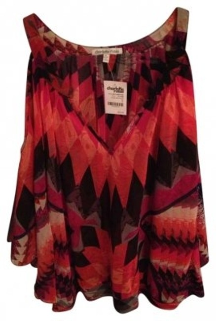 Preload https://item2.tradesy.com/images/charlotte-russe-multi-colored-blouse-size-12-l-142956-0-0.jpg?width=400&height=650