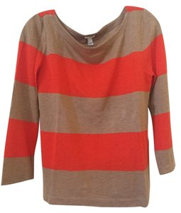 J.Crew Boatneck Striped Sweater
