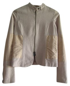 Haute Hippie High Quality Cotton Made In Italy Motorcycle Jacket