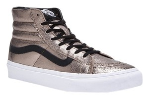 Vans Sporty Cool Leather metallic bronze Athletic