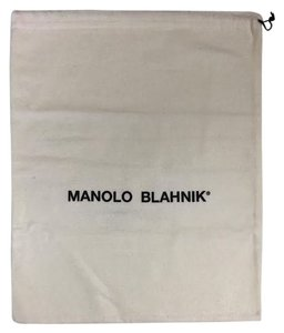 Manolo Blahnik MANOLO BLANIK DUST BAG SLEEPER STORAGE POUCH DUSTER PROTECTOR SHOES BAGS