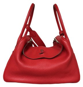 Hermès Tote in Red
