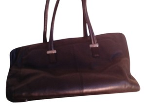KNOMO Satchel in black