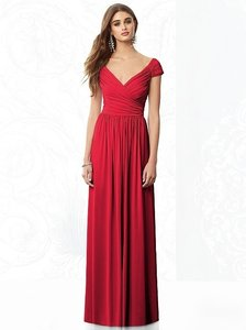 After Six Flame Style # 6697 Dress