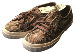 Brand new in box Superga snake skin grey sneakers Size 9.5 So gorgeous Grey Athletic