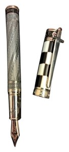 David oscarson jacques de molay fine fountain pen