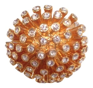 J.Crew Starburst Dome Ring