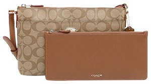 Coach Pink F52657 Cross Body Bag