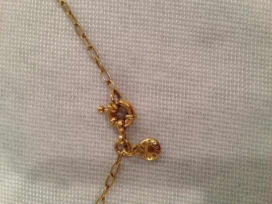 J.Crew Topaz and Crystal Station Chain