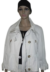 RED Valentino white Womens Jean Jacket