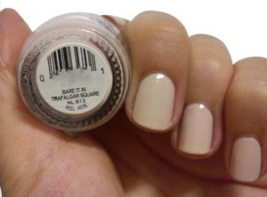 OPI BARE IT IN TRAFALGAR SQUARE Nail Polish