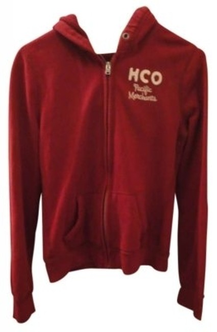 Preload https://item2.tradesy.com/images/hollister-red-sweatshirthoodie-size-12-l-143036-0-0.jpg?width=400&height=650