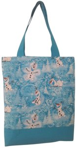 Other Frozen Olaf Disney Tote in Blue