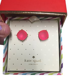 Kate Spade Small Square Stud