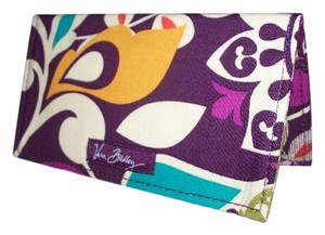 Vera Bradley Checkbook Cover Vera Bradley Plum Crazy Retired Hard to find New without tags