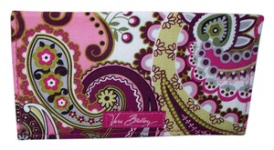 Vera Bradley Checkbook Cover Vera Bradley Very Berry Paisley Retired Hard to find New without tags