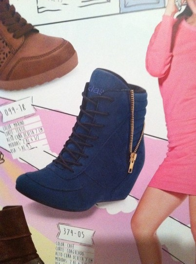 Other Wedge navy Athletic
