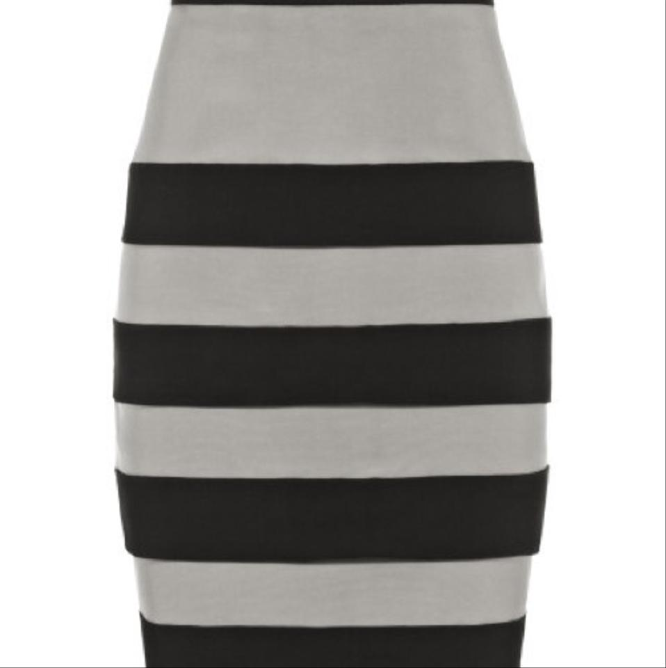 24d3970c0 Reiss Black Cherise Fitted Tulip Skirt Size 0 (XS, 25) - Tradesy