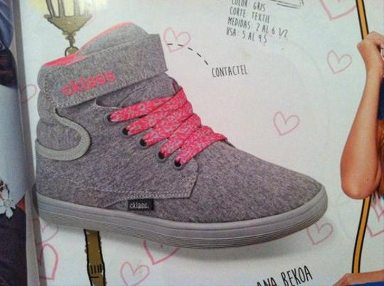 Other heather gray / pink Athletic