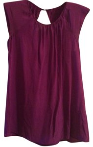 Banana Republic Top Orchid purple