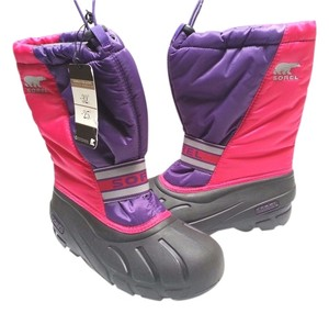 Sorel Purple/Pink Boots