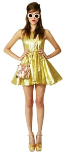 Keepsake the Label Prom Babydoll Nasty Gal Karmaloop Skater Dress