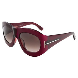 Tom Ford Tom Ford Fuchsia Oval Sunglasses