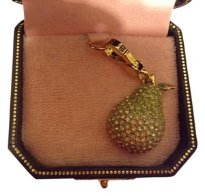 Juicy Couture Juicy Pave Pear Charm