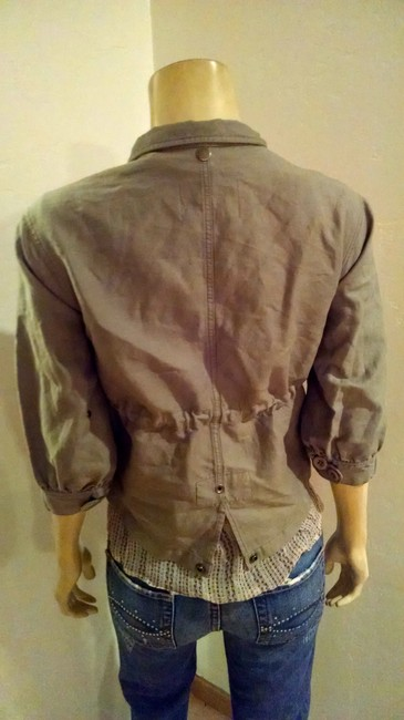 7 For All Mankind P957 Size X-small green Jacket