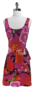 Trina Turk short dress Floral on Tradesy