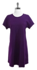 Kate Spade short dress Purple Rayon on Tradesy