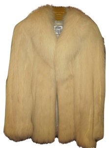 Saga Furs Fur Fur Fox Coat