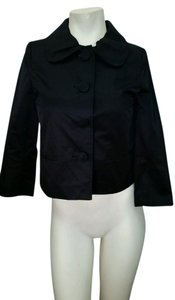 H&M H&M Black 3/4 Sleeve Blazer