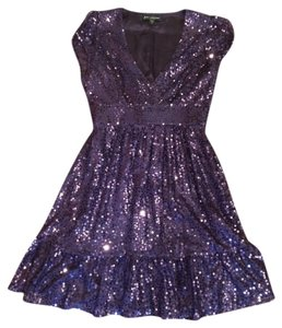 Betsey Johnson Sequin Designer Dress