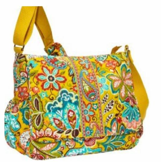 Vera Bradley Retired Pattern Matching Accessories Available Diaper Bag
