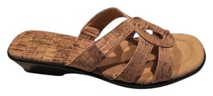 Easy Street natural Sandals