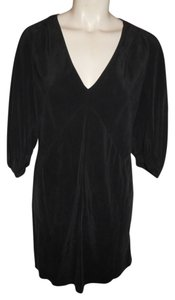 Juicy Couture Silk 3/4 Sleeve Night Out Dress
