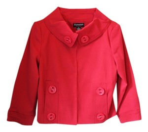 Essentials by ABS Red Jacket