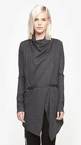 Helmut Lang Basic Gray Jacket