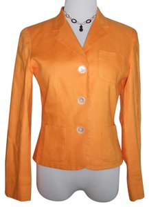 Ralph Lauren Orange Jacket