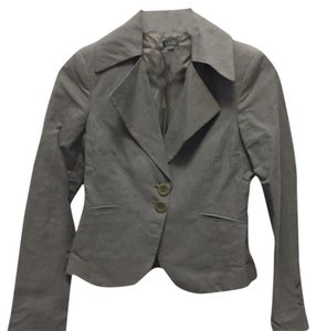 United Colors of Benetton Light gray Blazer