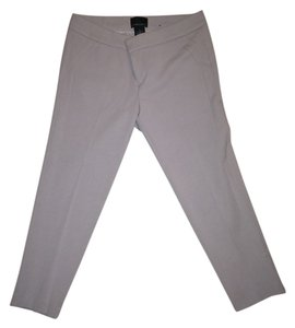 Cynthia Rowley Straight Pants Light Gray